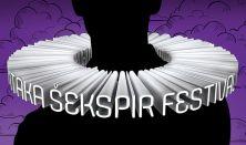 6. Šekspir festival - MOJ ŠEKSPIR (premijera)