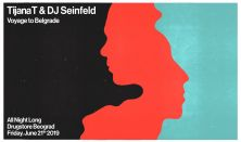 Tijana T & DJ Seinfeld
