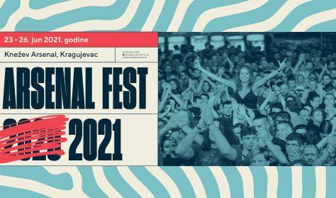 ARSENAL FEST 10 - komplet