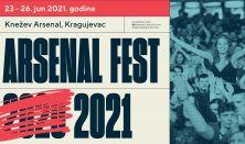 ARSENAL FEST 11 - komplet