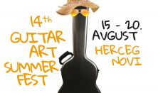 XIV Guitar Art Summer Fest - DULCE PONTES