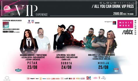 Cloud Festivals / Belgrade MUSIC WEEK