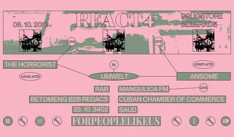 REACT 4