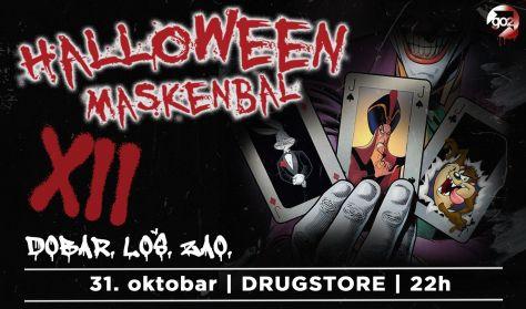 Go2 Halloween XII