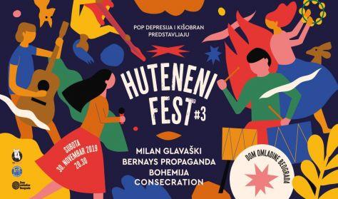 HUTENENI FEST #3