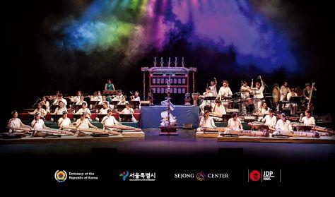 Seoul Metropolitan Traditional Music Ensemble Concert
