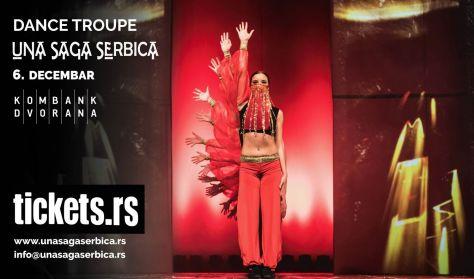 Una Saga Serbica