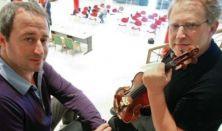 ŠLOMO MINC, violina i ITAMAR GOLAN, klavir