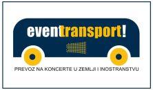 Prevoz za koncert IRON MAIDEN