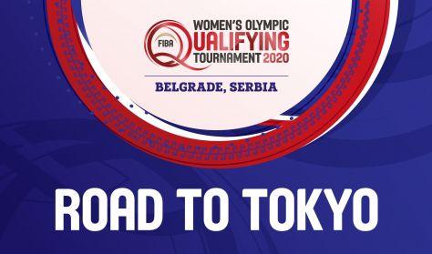 FIBA Women's OQT 2020 - CHN v GBR/KOR v ESP/NGR v MOZ/USA v SRB (Dnevne karte)
