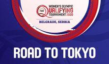 FIBA Women's OQT 2020 - NGR v MOZ/USA v SRB (Dnevne karte)