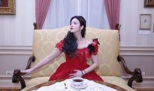 Čajanka sa kraljicom Natalijom