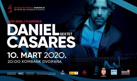 XXI Guitar Art Festival - Daniel Casares