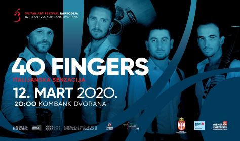 XXI Guitar Art Festival - 40 Fingers