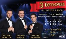Tri tenora - ljubavne priče