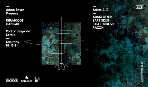 Adam Beyer Drumcode Belgrade