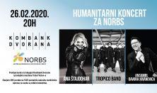 Humanitarni koncert za NORBS