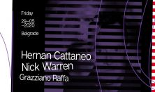 Hernan Cattaneo b2b Nick Warren