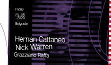 Hernan Cattaneo b2b Nick Warren