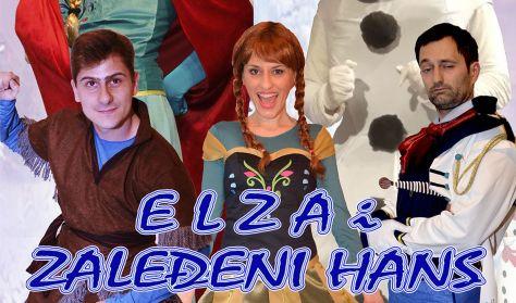 ELZA I ZALEĐENI HANS