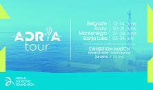 Adria Tour 2020 - DNEVNA SESIJA