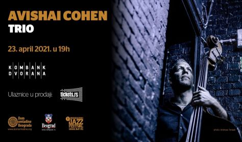 Avishai Cohen Trio (Izrael / Azerbejdžan)