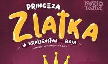 Princeza Zlatka u kraljevstvu