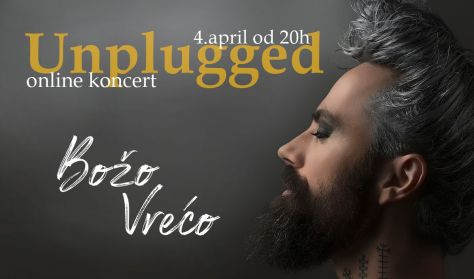 Božo Vrećo - Unplugged - Live stream