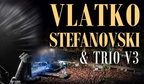 VLATKO STEFANOVSKI & V3 TRIO