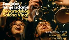 Letnji Beogradski Salon Vina 2021