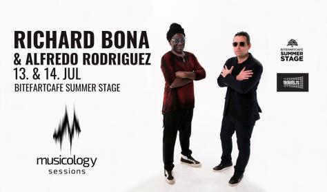 Richard Bona & Alfredo Rodriguez