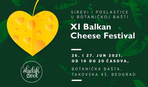 XI Balkan Cheese Festival