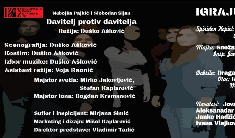 DAVITELj PROTIV DAVITELjA