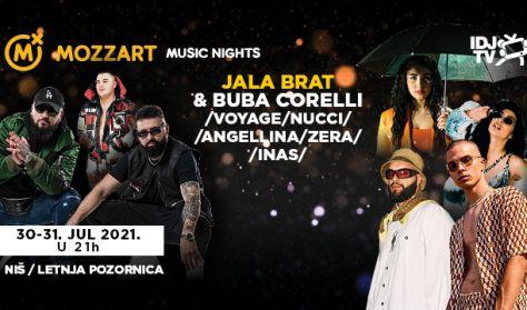 Mozzart Music nights - Voyage, Angellina, Nucci i Zera