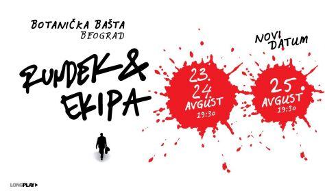 RUNDEK & EKIPA