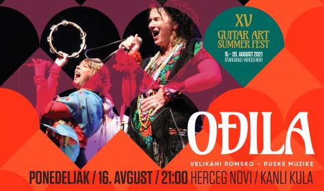 XV Guitar Art Summer Fest - OĐILA