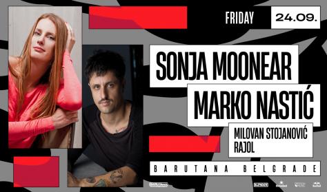 Sonja Moonear Marko Nastic