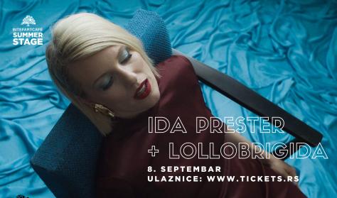 Ida Prester + Lollobrigida
