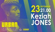 Urban Sessions - Keziah Jones