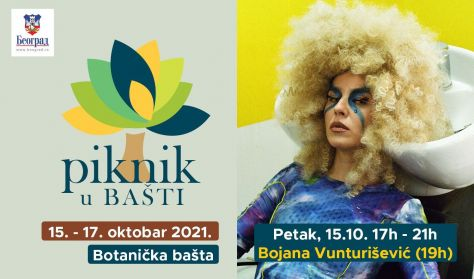 Piknik u Bašti - Bojana Vunturišević