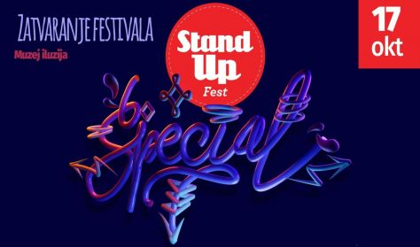StandUpFest 2021 – Specijal