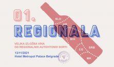 REGIONALA 2021