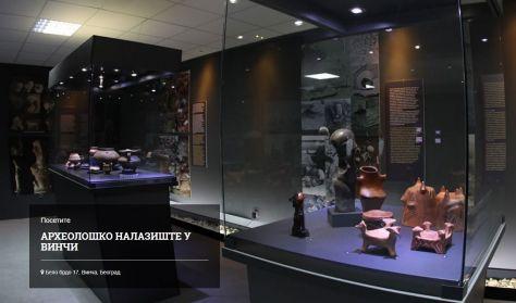 Arheološko nalazište u Vinči