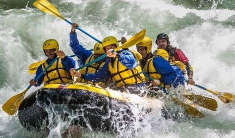 Rafting kamp