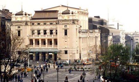 Narodno pozorište u Beogradu