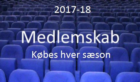 Medlemsskab 2017 - 2018