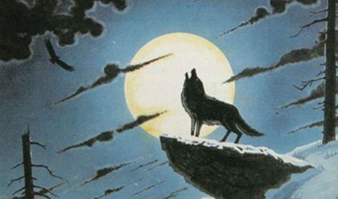 Ulvehøjen