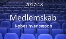Medlemskab 2017-18