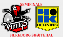 Jutland Vikings vs Herning Semifinale
