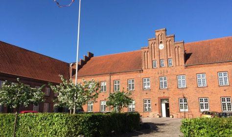 Historisk rundvisning på Slagelse Kloster